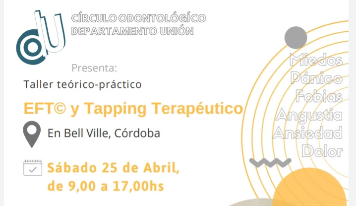 Taller EDT y Tapping Terapéutico